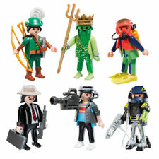 Playmobil 5537 Series 7 Blue Sealed Packing Figure mystery 12 different