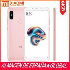 XIAOMI REDMI NOTE 5 5'99 FHD SNAPDRAGON 636 4GB+64GB 12MP 4G Smartphone ORO ROSA