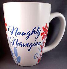 Mug:  Naughty Norwegian 12 oz. New Made in U.S.A.  Scandinavian