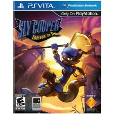 Sly Cooper Thieves in Time - Stealth Action Adventure Platformer PS Vita