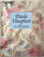 Paula Vaughan In Miniature Paula Vaughan Cross Stitch Pattern