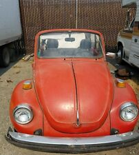 New listing 1977 Volkswagen Beetle - Classic convertible