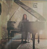 Carole King Music Vintage Vinyl Record LP VG+ SP 77013