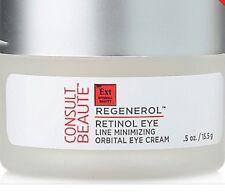 Consult Beaute Regenerol Retinal Eye Line Minimizing Eye Cream .5oz