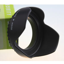 52mm Flower Petal Camera Lens Hood for Nikon Canon Sony 52mm Lens Camera