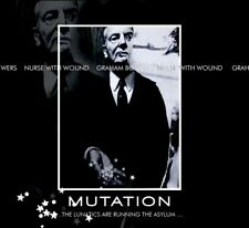 NURSE WITH WOUND & GRAHAM BOWERS - Mutation..The Lunatics Are Running the...