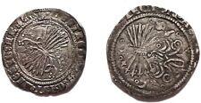 2 Spain Granada Ferdinand Isabella 1 Silver Real 20mm