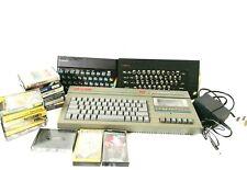 3 Spectrum Sinclair |  Zx | Zx+ | Zx+2 | 1 x  PowerCable |18 Games Bundle |