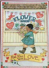 Mary Engelbreit Artwork-Flower Shop-Handmade Greeting Cards