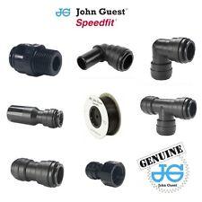 Pneumatic Push In Fittings for Air/ Water John Guest Genuine, JG Premium Quality