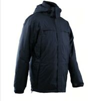 Tru-spec H2O 3-in-1 Waterproof Breathable Parka Dark Navy w/ Cumulus Liner