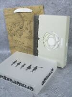 MADOKA MAGICA Puella Magi Production Note Art Set w/Free Gift Book Ltd *