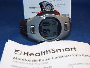 Healthsmart 03-402-000 Heart Rate Watch Monitor