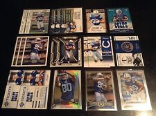 Coby fleener 20 card lot mixed RC Rookie Colts,saints (20) cards