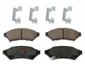 Front TRW Premium Ceramic Brake Pad Set fits Chevy Uplander 2005-2009 33FWKD