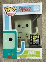 BMO Glow GITD Adventure Time LE2500SDCC 2014 Funko Pop Vinyl New in Box + P/P