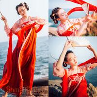 Hanfu Women's Dress Tops Chest Skirt Cosplay Traditional Dress Ancient Costume