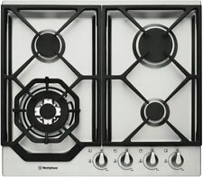 Westinghouse Gas Cooktop Stainless Steel WHG646SA