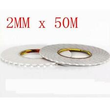 CB10* Double Side Adhesive Sticky 2mmX50m Tape For Mobile Phone Touch Screen LCD