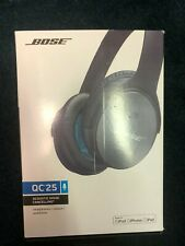 Bose QuietComfort 25 Acoustic Noise Cancelling Headphones for Apple IOS, Wired