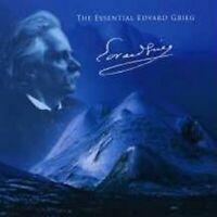 "GRIEG ""THE ESSENTIAL GRIEG"" CD NEU"