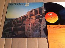 THE CHIEFTAINS - 8 - LP - CBS 83262 - HOLLAND 1978 - PROMO + PLATTENPASS
