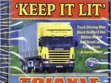 TRIAXLE - KEEP IT LIT - CD