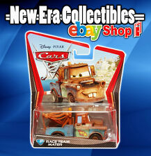 Disney - Pixar - Cars 2 - #01 Race Team Mater - 1:55 Scale Diecast - Mattel 2010