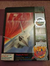 F29 F-29 Retaliator Atari ST 3.5 Floppy disk Retro BIG BOX Game - UK Boxed Comp