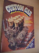October Custom Magazines in English