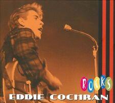 Rocks [Digipak] by Eddie Cochran (CD, 2010, Bear Family Records (Germany))