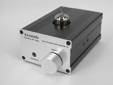 Trends PA-10 GE Tube Headphone/Pre Amplifier with U.S.A GE 12AU7 Tube