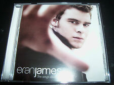 Eran James Ten Songs About Love CD - NEW