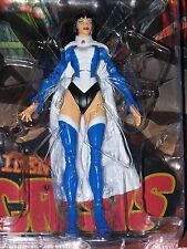 "ZATANNA: Identity Crisis,Series 1,  6.25"" Poseable Action Figure w/Display Base"