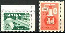 CANADA - 1956 - Risorse economiche