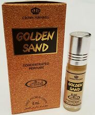 Golden Sand  By Al Rehab Oriental Concentrated Perfume 6ml
