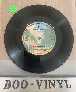 CANDI STATON YOUNG HEARTS RUN FREE / I KNOW ORIGINAL 1976 WARNER BROS UK EX CON