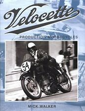 Velocette (Crowood Motoclassics) New Hardcover Book