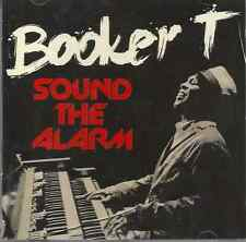 """Booker T - """"Sound The Alarm"""" (CD 2013) Stax"""