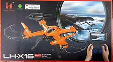 Hot - LH-X16WF - 2.4hz 6 Channel R/C Series - Gyro Drone - New