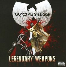 Legendary Weapons [PA] by Wu-Tang Clan (CD, Jul-2011, Entertainment One Music)