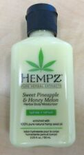 HEMPZ SWEET PINEAPPLE & HONEY MELON MOISTURIZER 2.25 OZ