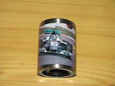 Flaschenöffner / Kapselheber  Push Up ( Edelstahl ) mit Formel 1  Aufdruck