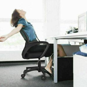 Executive Adjustable High Back Ergonomic Computer Desks Office Mesh Seats Chair