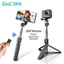 High Quality Selfie Stick Tripod With Bluetooth Remote For IOS and Android