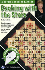 Quilt Pattern ~ Dashing With The Stars ~ by Cozy Quilt Design