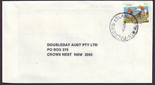 "NEW SOUTH WALES POSTMARK ""PALMERS ISLAND"" ON 1990 COMMERCIAL COVER (RU1254)"