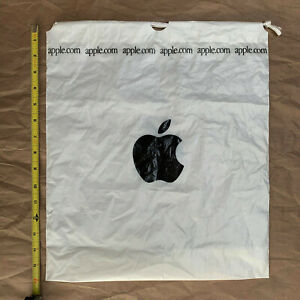 Apple Computer vintage shopping bag