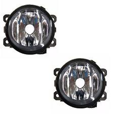 Citroen DS4 Hatchback 2011-9/2015 Front Fog Spot Lights Lamps 1 Pair O/S & N/S