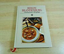 Berlin Brandenburg - Kulinarische Streifzüge / Sigloch Kochbuch / Gebunden